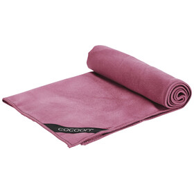Cocoon Microfiber Towel - Serviette de bain - Ultralight Small rouge